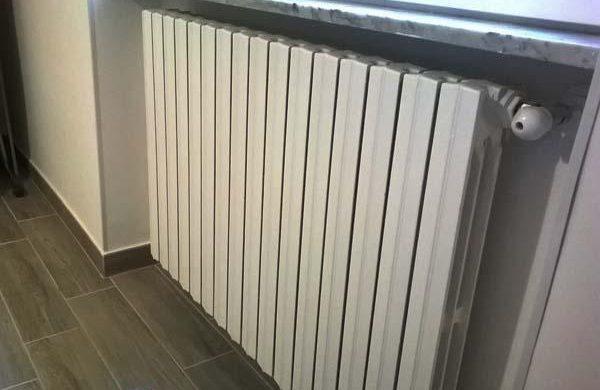 Impianto riscaldamento- Scuola Primaria \