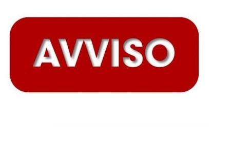 Avviso ai creditori - Lavori di riqualificazione del sagrato di Mazzano