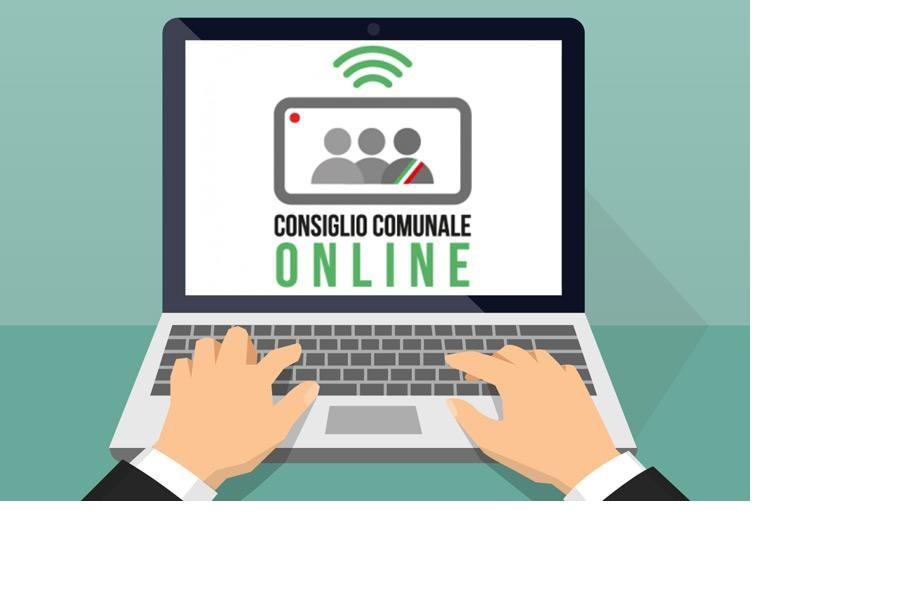 Registrazione Consiglio Comunale del 24/07/2020