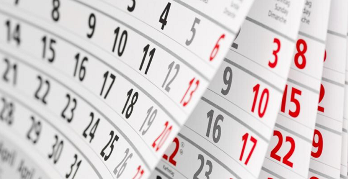 Calendario Sportello alle Imprese anno 2020