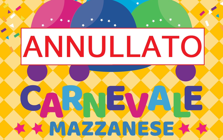 Carnevale Mazzanese 2020 - Manifestazione annullata